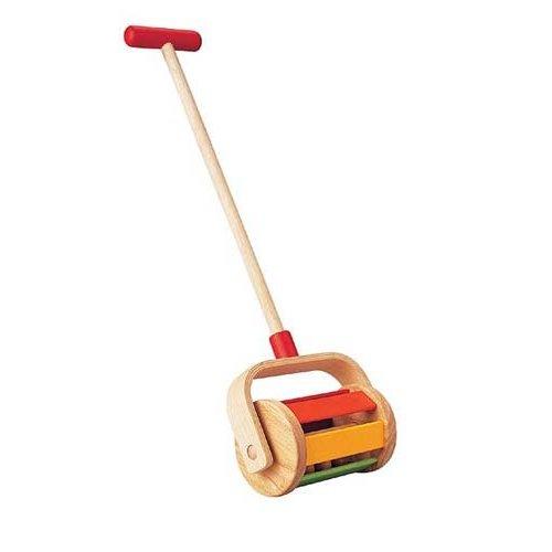 Plan Toys Plan Toys Duwstok Regenboog