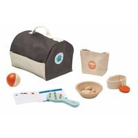 Plan Toys Dieren Verzorging Set
