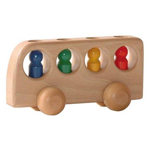 Ostheimer Ostheimer Bus met 4 poppetjes