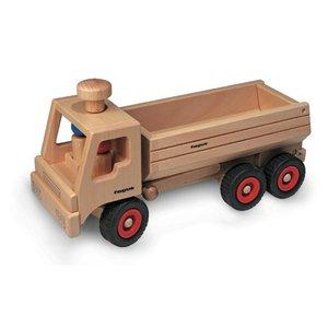 Fagus Houten Speelgoed Fagus Vrachtauto