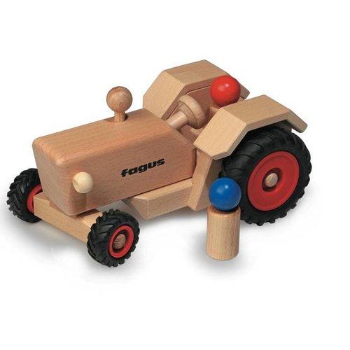 Fagus Houten Speelgoed Fagus Tractor