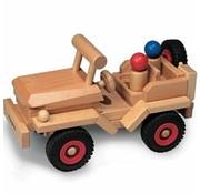 Fagus Houten Speelgoed Fagus Jeep