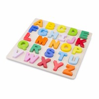 New Classic Toys Alfabet Puzzel