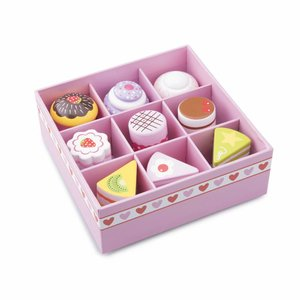 New Classic Toys New Classic Toys Houten Gebakjes