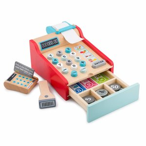 New Classic Toys New Classic Toys Houten kassa