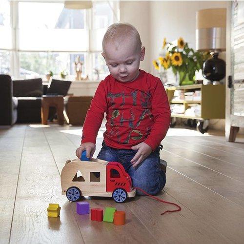 New Classic Toys New Classic Toys Vormen Truck