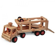 Fagus Houten Speelgoed Fagus Autotrailer