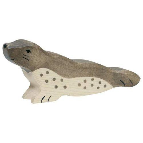 Holztiger Holztiger Zeehond