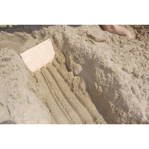 Speelbelovend Speelbelovend Set van 5 zandkammen