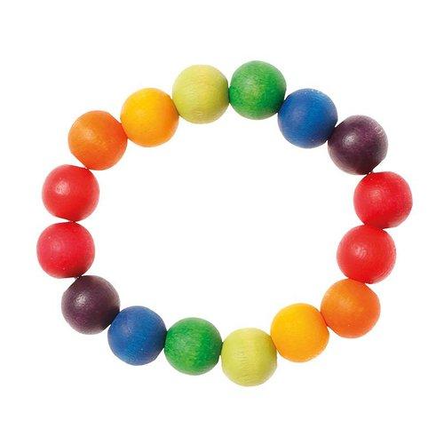 Grimms Grimms Armband in regenboogkleuren