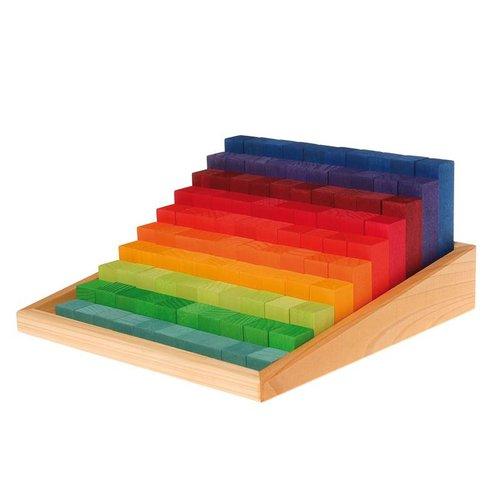 Grimms Grimms Blokkenset Tel trap