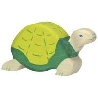Holztiger Schildpad