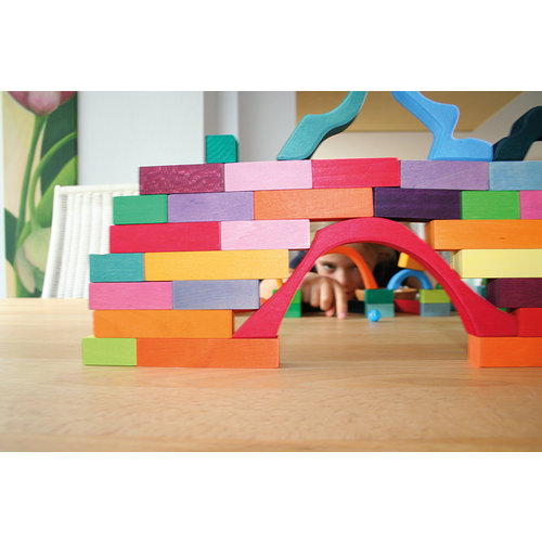 Grimms Grimms Kleine 4 elementen puzzel