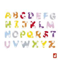 Janod Magnetische Houten Letters