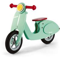 Janod Houten loopfiets mint scooter