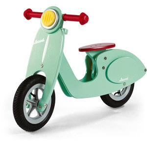 Janod Janod Houten loopfiets mint scooter