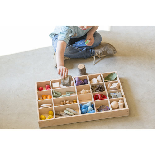Grapat Grapat Loose Parts Play Tray