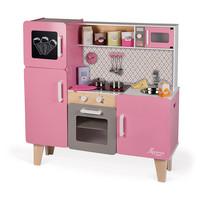 Janod Macaron XXL houten speelgoed keuken