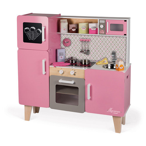 Janod Janod Macaron XXL houten speelgoed keuken