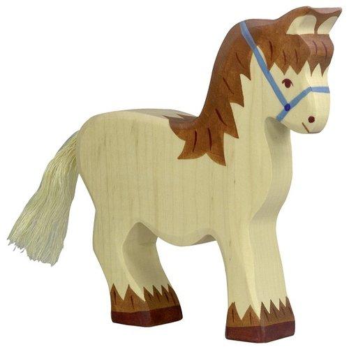 Holztiger Holztiger Paard met halster