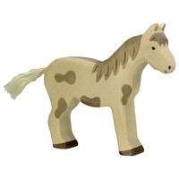 Holztiger Paard