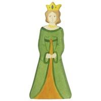 Holztiger Koningin