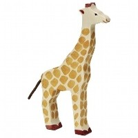 Holztiger Giraffe groot
