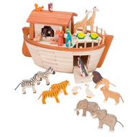 Holztiger Ark van Noach