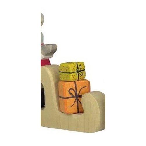 Holztiger Holztiger Arreslee + Pakjes