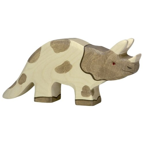 Holztiger Holztiger Dino Triceratops