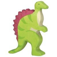 Holztiger Dino Spinosaurus