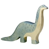 Holztiger Dino Brontosaurus
