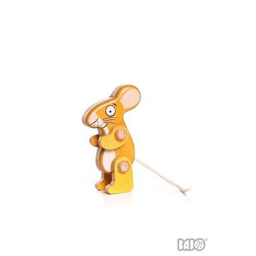 Bajo Houten Speelgoed Gruffalo Houten figuren Gruffalo en Muis