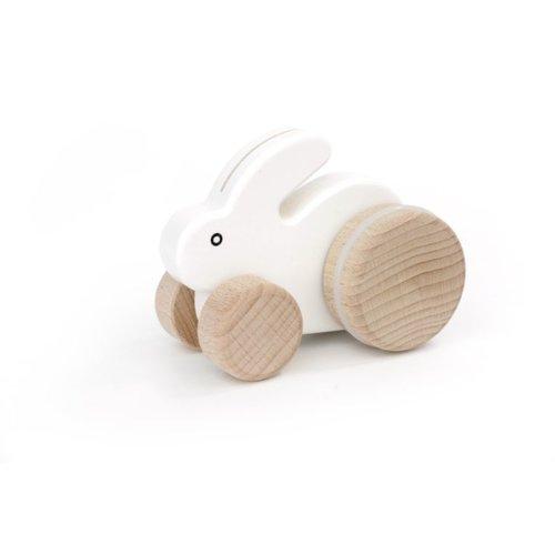 Bajo Houten Speelgoed Bajo Wiebel konijn