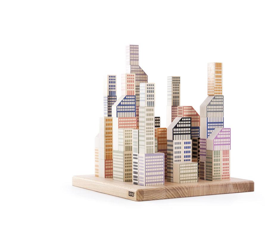 Manhattan Blokken