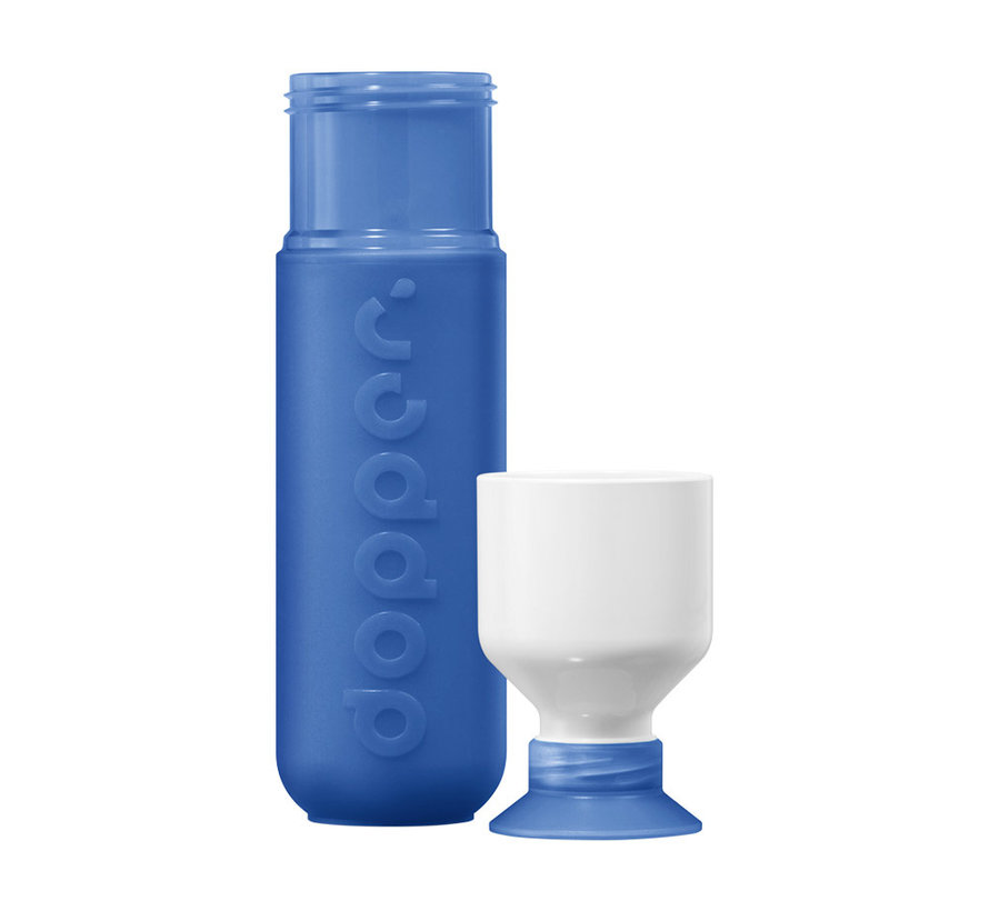 Dopper Donkerblauw Pacific Blue
