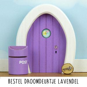 Droomdeurtjes Droomdeurtje Lavendel