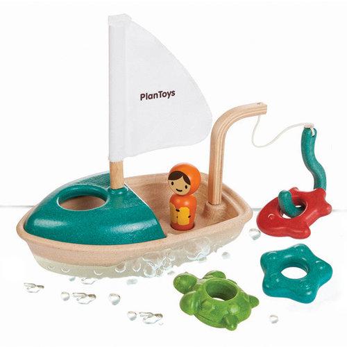 Plan Toys Plan Toys Activiteiten Boot