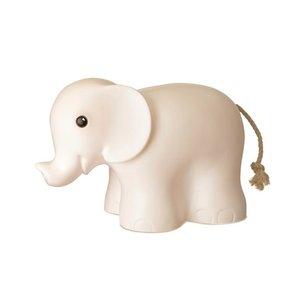 Heico lampen/ Egmont Toys Heico lamp Olifant Wit