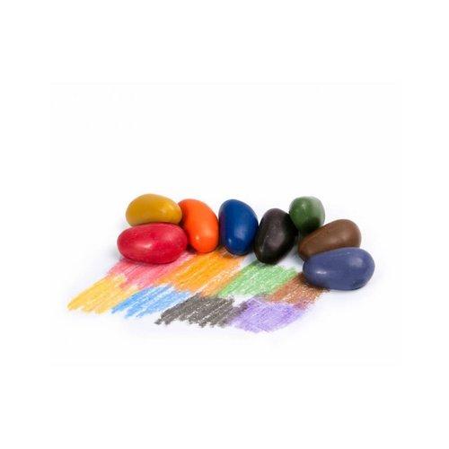 Crayon Rocks Crayon Rocks 8 stuks in katoenen zakje