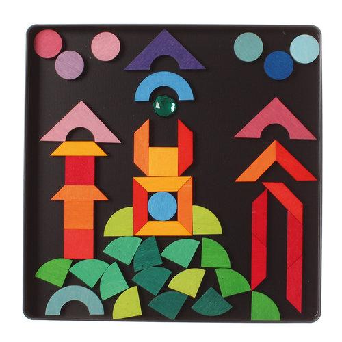 Grimms Grimms Magneetpuzzel Basisvormen