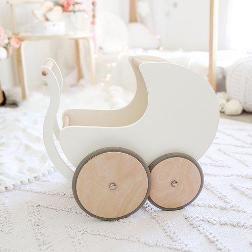 Kinderfeets Kinderfeets Poppenwagen