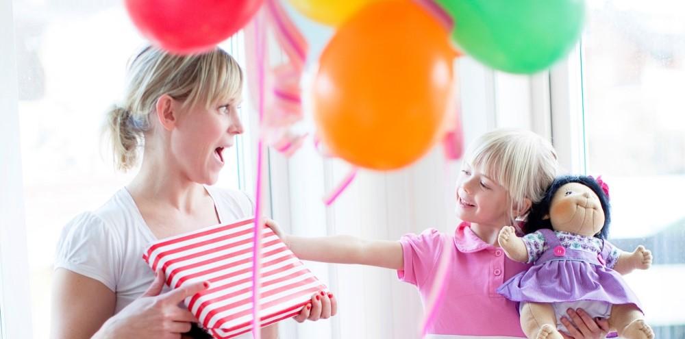 Verjaardag service - Hout en Plezier