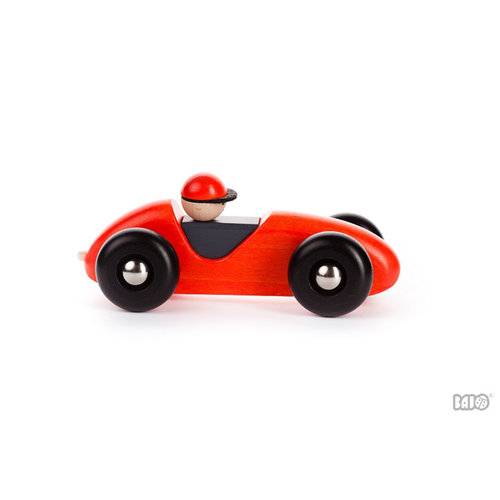 Bajo Houten Speelgoed Bajo Formule 1 auto