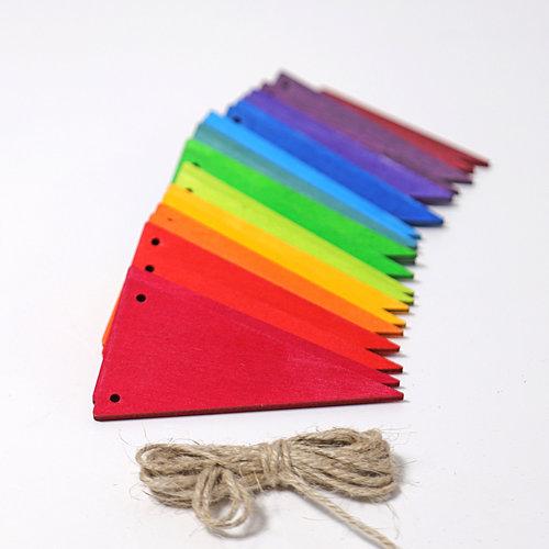 Grimms Grimms Vlaggenlijn Regenboog