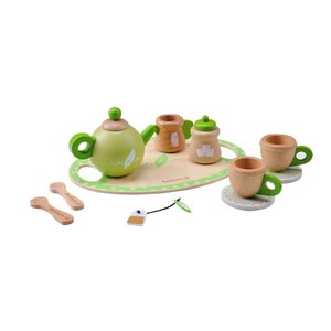 EverEarth EverEarth Houten Thee Servies Set