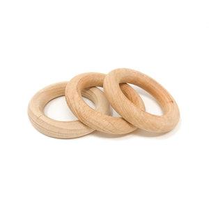 Grapat Grapat Houten Ringen 3 stuks
