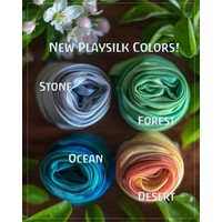 Sarah's Silks Earth Playsilk