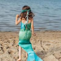 Sarah's Silks Zeemeermin kostuum