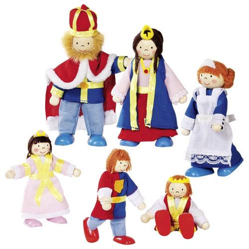 Goki Goki Koningsfamilie